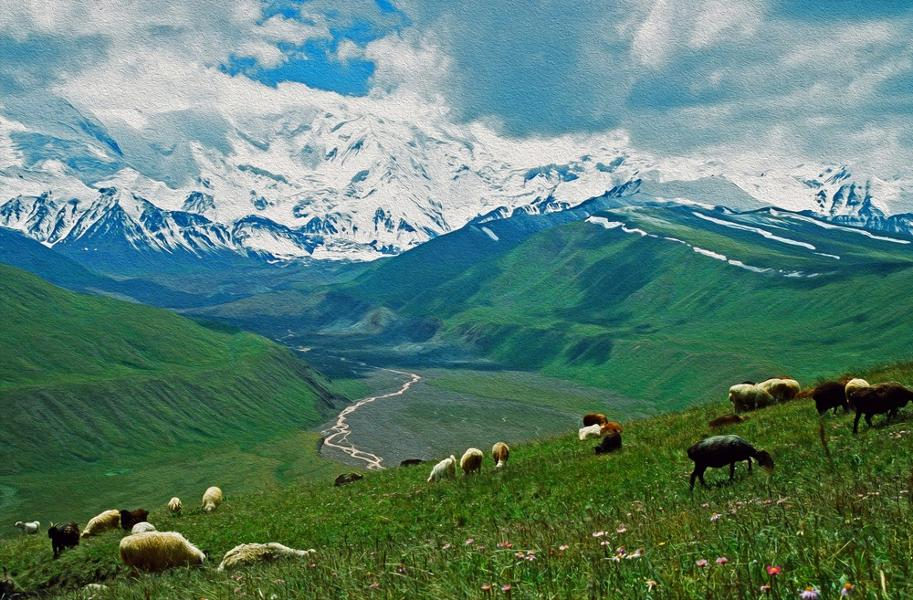 The best one-day hikes in Southern Kyrgyzstan