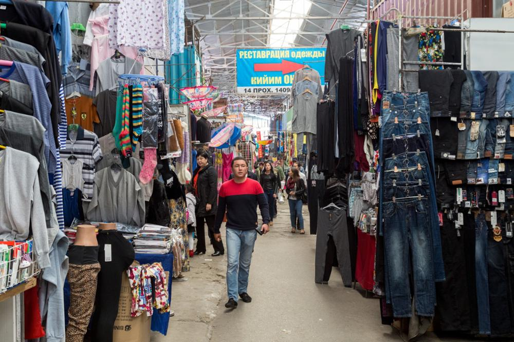 Bishkek's bazars: a complete guide to shopping in the Kyrgyz capital