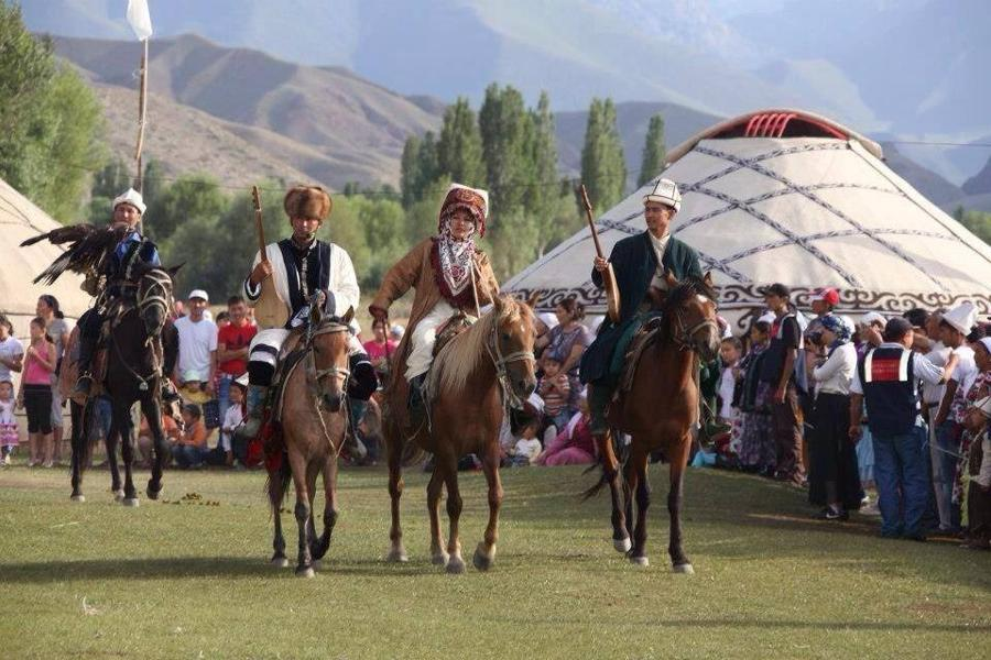 Nowruz in Kyrgyzstan: Celebrating New Year's once again