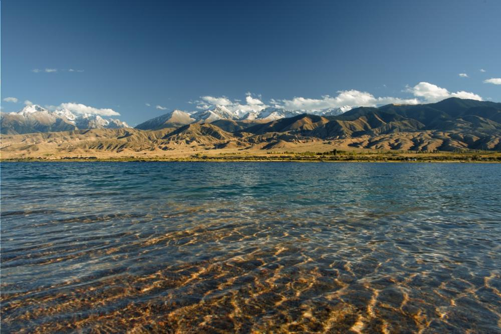 1O places to visit in Kyrgyzstan