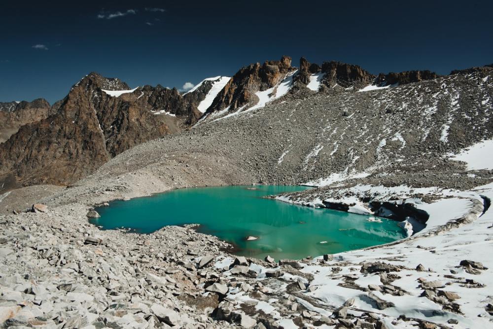 UNESCO world heritage sites in Kyrgyzstan