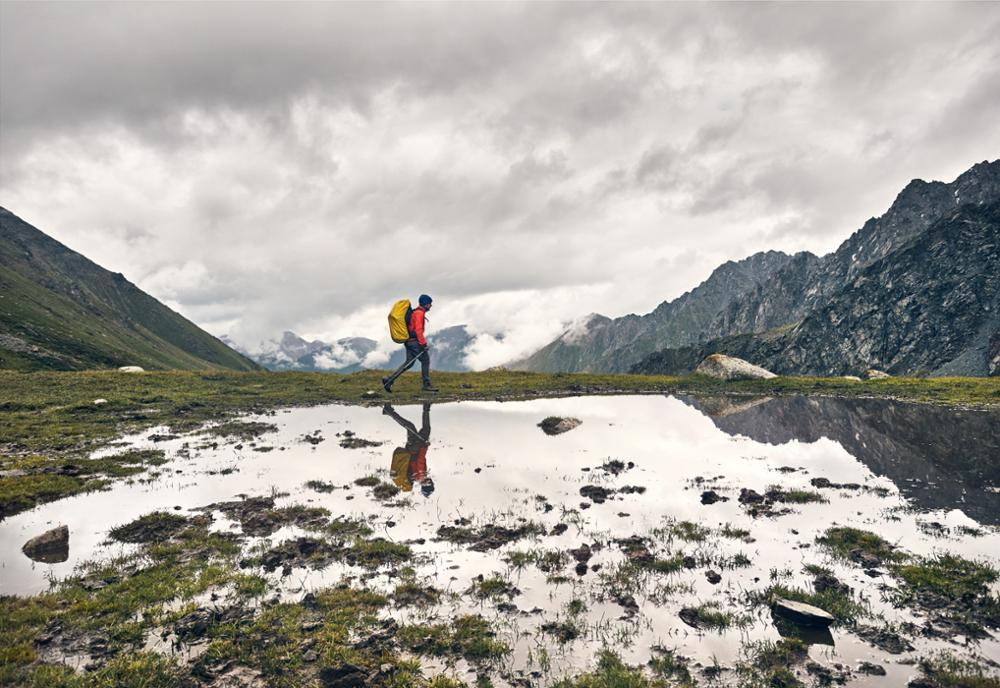 What should women pack for a trek in Kyrgyzstan?